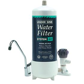 ECO Filters - SYSTEM 40 (Three Year 40,000 Litre Water Filter System) Save money compared to jug filters and bottled water