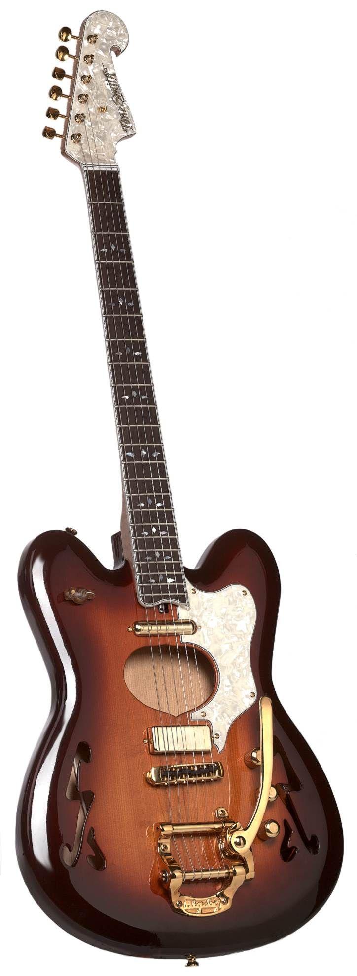 ToneSmith Guitars 320 Ac-El