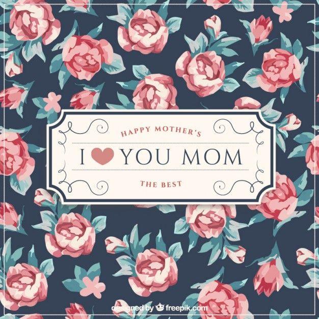 Festa della mamma! Mother's Day! Día de la Madre!