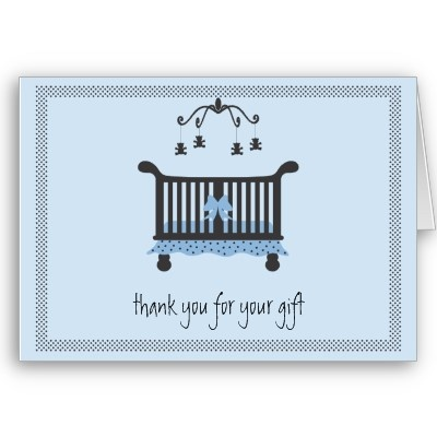 Best Baby Shower Thank You Cards Images On   Index