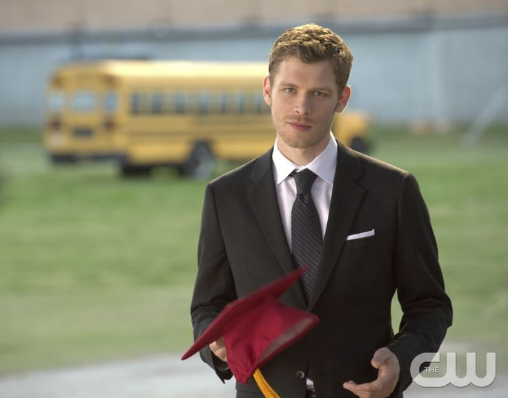 """The Vampire Diaries -- """"Graduation"""" -- Pictured: Joseph Morgan as Klaus -- Image Number: VD423b_1635.jpg — Photo: Curtis Baker/The CW -- © 2013 The CW Network, LLC. All rights reserved."""