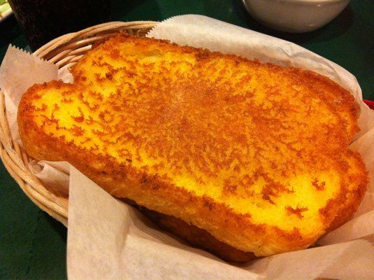 Steakhouse Chain Restaurant Recipes: Cheese Toast