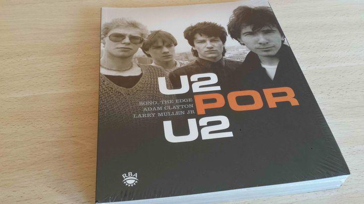 U2 por U2. Libro nuevo. Cómpralo en Ebay: http://www.ebay.es/itm/U2-por-U2-Bono-/122057465685?hash=item1c6b311f55:g:Hp8AAOSwneRXQwFD