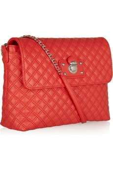 Marc Jacobs Quilted Leather Bag <3