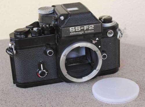 Nikon SS-F2 Slidemagic System Animation Camera EXC Slide Magic F2A DP-11