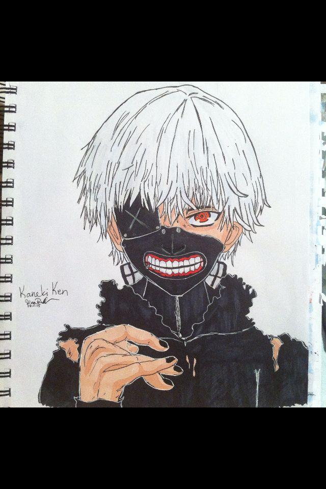 Kaneki Ken, Tokyo Ghoul