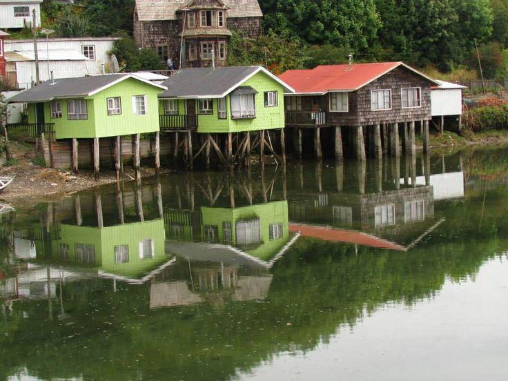Palafitos. Chiloé