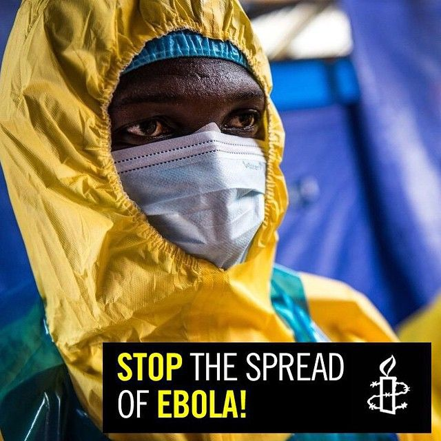 We are calling on the G20 to commit the people, equipment & funding needed to #EndEbola.