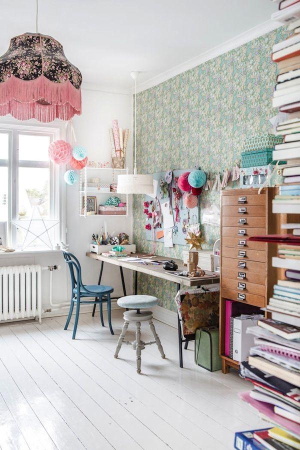 A lovely light-filled Swedish family home