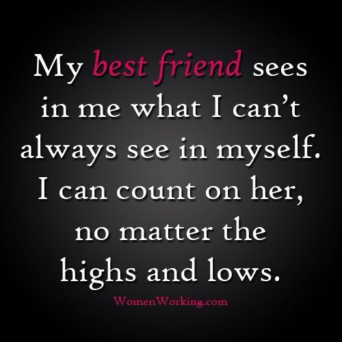 I Love You Friendship Quotes: Best 25+ Thank You Friend Ideas On Pinterest