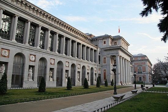 Prado Museum. Madrid, Spain.