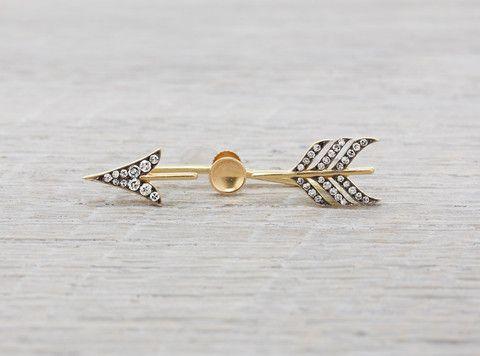 Cupid's Arrow Earring   Earring