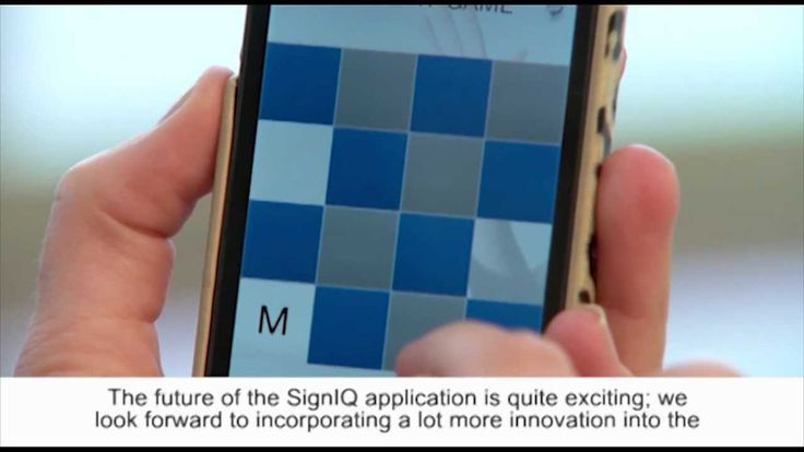 Deaf Services Queensland, Optus and Philology create SignIQ Smart Phone ...