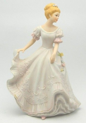 1000 Images About Home Interior Lady Figurines On: home interiors figurines homco