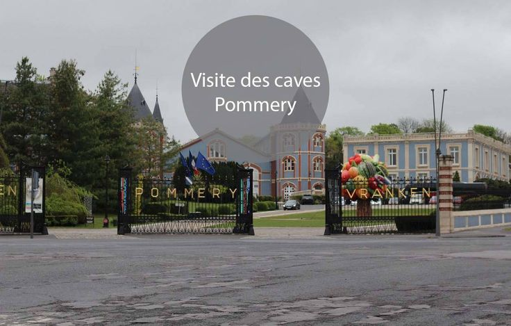 Caves Pommery - Champagne