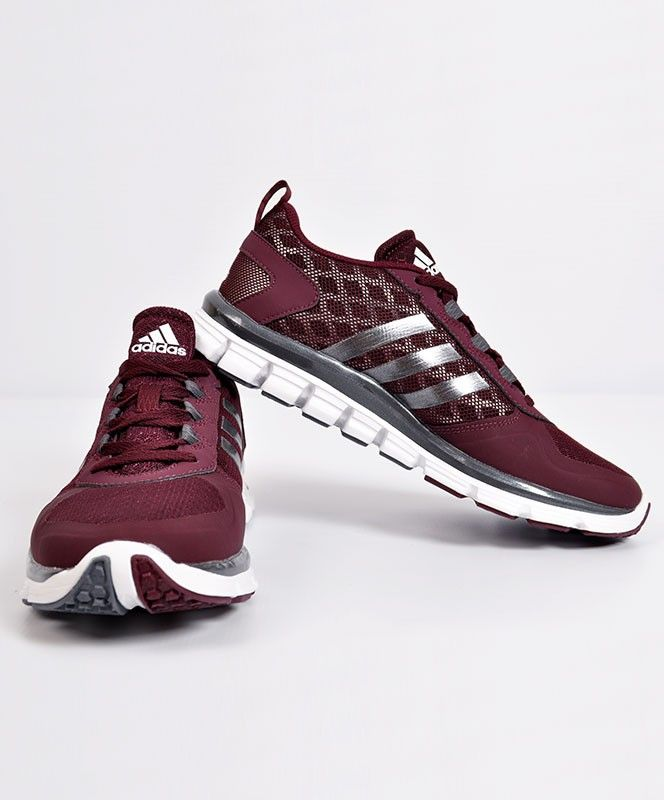 ADIDAS SPEED TRAINER 2 -MAROON - SIDELINE - ADIDAS - BRANDS