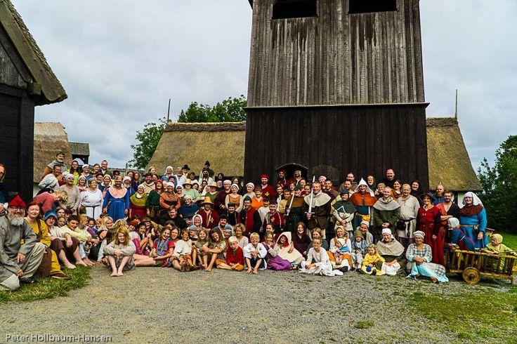 Middelalder på Bornholm - Aktiv i Middelalderen på Bornholms Middelaldercenter