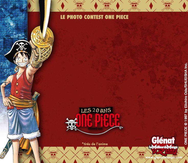 Participe à notre Photo Contest organisé pour l'anniversaire des 20 ans One Piece et tente de gagner un voyage au Japon et plein de lots de la série* !