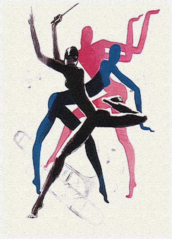 154 best images about dancers for mono print on Pinterest ...