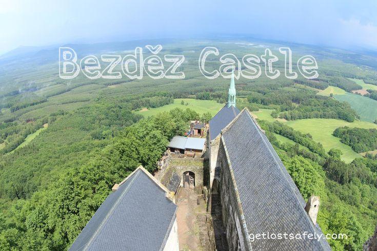 Kastil Bezděz, Bohemia Tengah