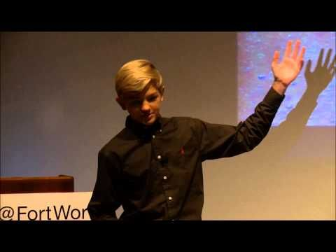 The View from my Back Yard | Sam Barber | TEDxYouth@FtWorth - YouTube
