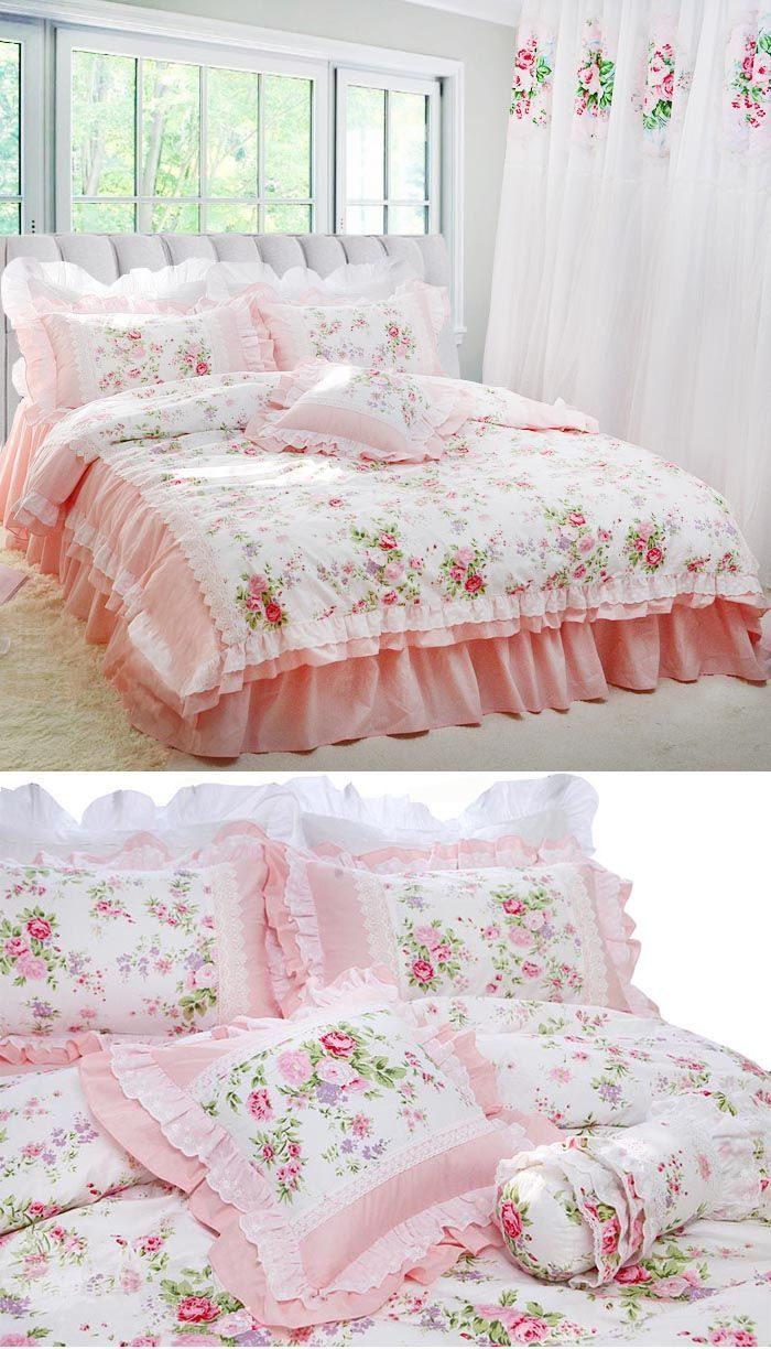 Romance Duvet Cover Set With Images Chic Bedroom Design Shabby Chic Duvet Cover Shabby Chic Decor