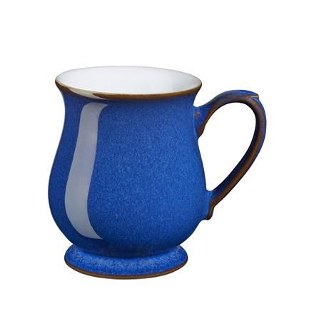 Denby USA -  Imperial Blue Craftsman Mug