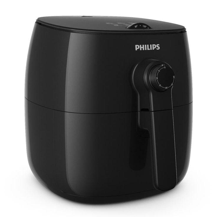Philips Viva Collection Next Generation Air Fryer, Black