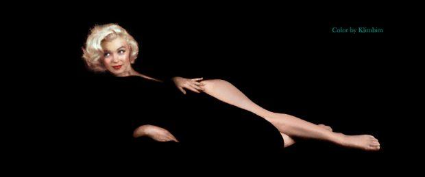 Мэрилин Монро - Милтон Грин Photoshoot 1953