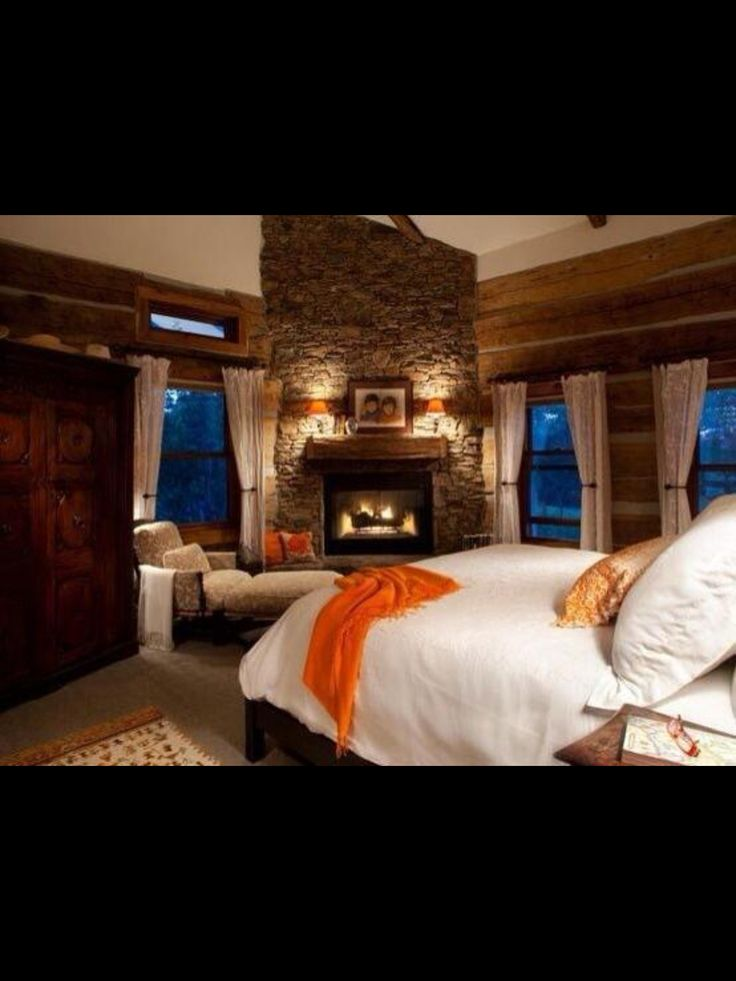 Bedroom fireplaces a collection of other ideas to try - Bedroom electric fireplace ideas ...