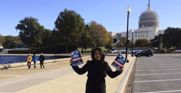 BLACK ACTIVISTS DEMAND OBAMA SECURE BORDER FROM EBOLA One activist even covers National Mall in D.C. with 'President Obola' posters