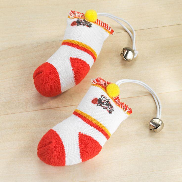 """2 kočičí hračky """"Ponožka""""   Magnet 3Pagen #magnet3pagencz #3pagen #animals"""