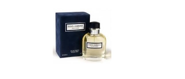 PROFUMO Dolce & Gabbana Pour Homme 125ML