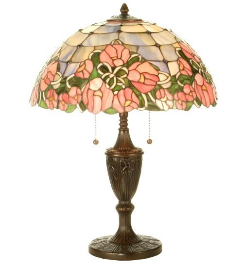 You can never have enough tiffany lamps!