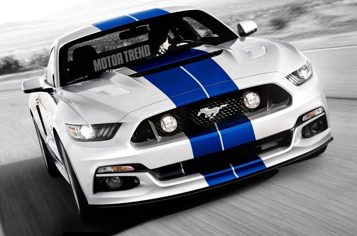 Motor Trend renders 2016 Shelby GT350   Mustang Heaven