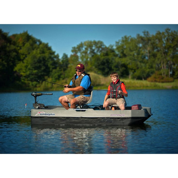 Fishing Boat Outdoor Water Sport Portable Easy Transport Rafting 2-Seats New