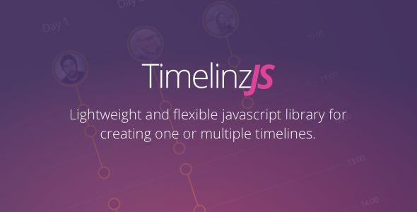 TimelinzJS - lightweight timeline maker . TimelinzJS - lightweight timeline maker