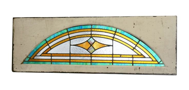 Stained glass transom window: Architectural Salvage Online Store, Buy Altered Antiques | OGTstore.com