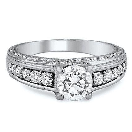 The Lalique Ring #BrilliantEarth #Antique