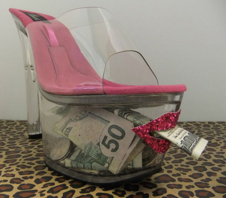 Piggy Bank Shoes