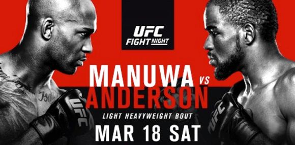 UFC fight night 107 forecast predictions and picks JIMI MANUWA POSTER BOY Vs COREY ANDERSON OVERTIME