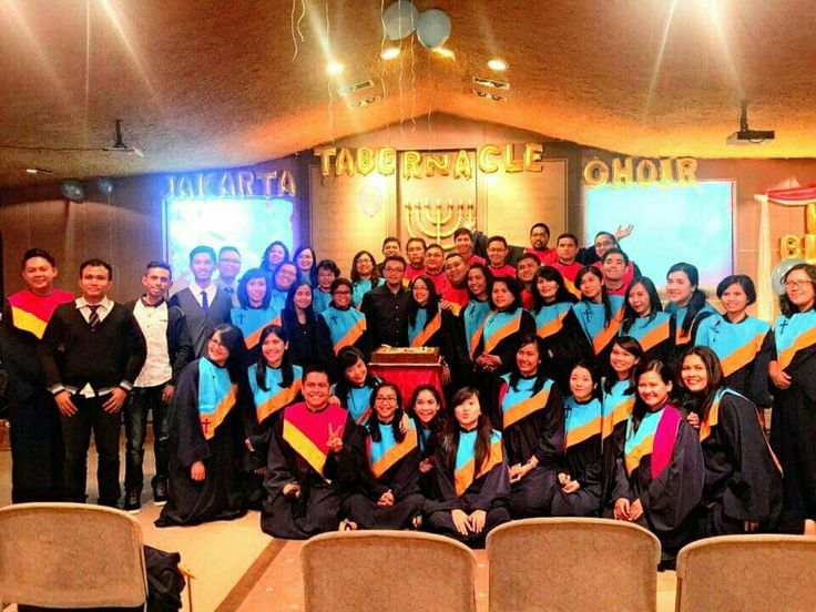 Connected 16 Sept 2015 #jakartatabernaclechoir #jtcomm #JTCrew #connected