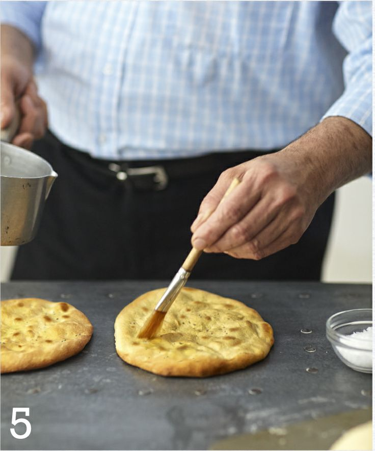 Learn how to make your own naan bread with this step-by-step guide from chef Cyrus Todiwala OBE.