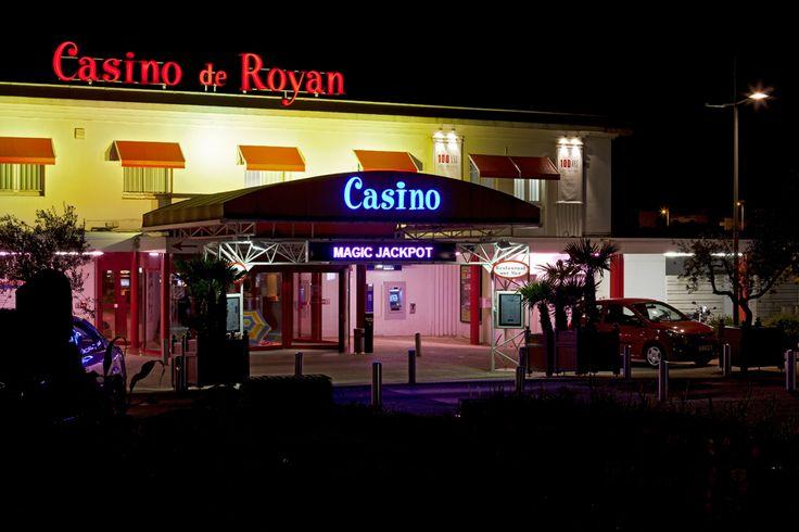 Casino Barrière à 5 minutes en voiture de Saint Palais sur Mer à Royan Pontaillac
