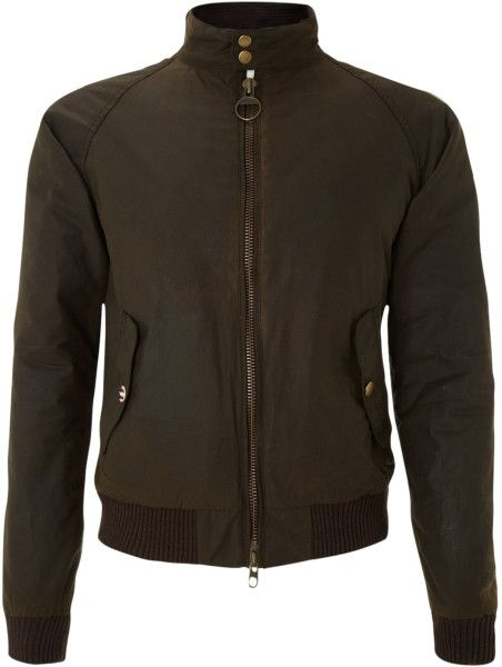Barbour Bomber from Hinterland