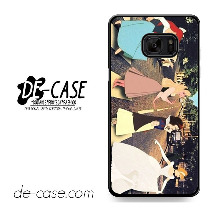 Abbey Road Disney DEAL-203 Samsung Phonecase Cover For Samsung Galaxy Note 7