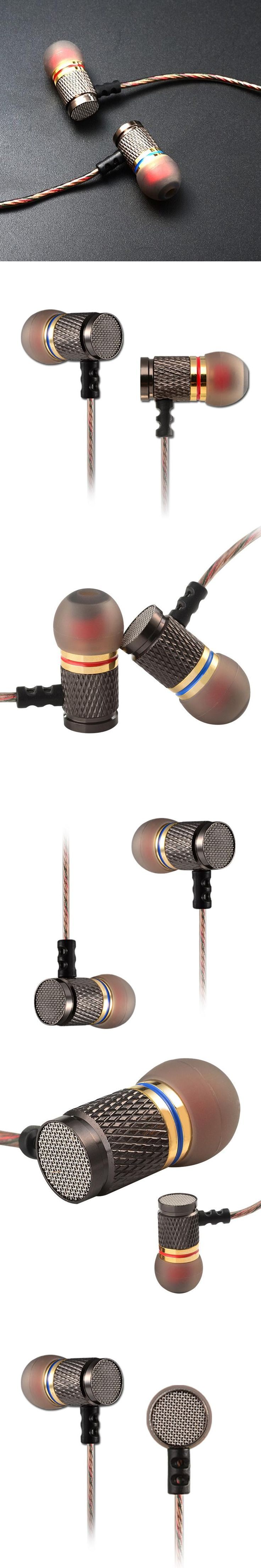 Original KZ EDR1 Moving Coil HiFi Stereo Oyuncu Kulaklik In Ear Earphones Casque Sans Fil Audifono Celular Aparelho de Som&Mic