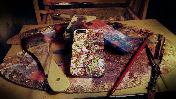 Check out our cases at www.artmobilis.com.au #iPhone #Cases #Art #Artworks #Artmobilis