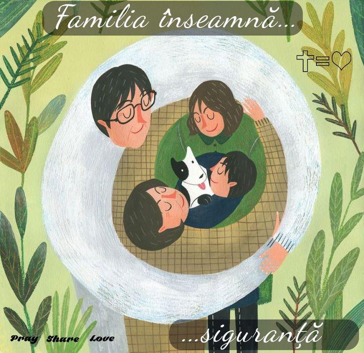 https://www.facebook.com/praysharelove/ Fiecare membru al familiei ajuta la dezvoltarea celorlalti #family #safety #familia #siguranta