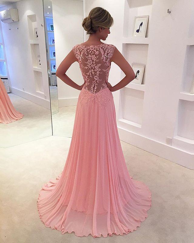 18 best Vestidos Festa images on Pinterest | Prom dresses, Party ...